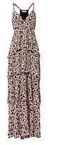 A.L.C. Titus Cutout Ruffled Dress