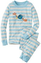 Disney•Pixar Finding Dory Long John Pajamas In Organic Cotton