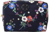 Tory Burch Quinn Floral Brigitte Cosmetic Case Cosmetic Case