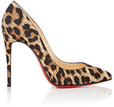 Christian Louboutin Women's Pigalle Follies Pumps-BROWN