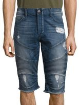 True Religion Geno Moto Shorts