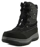 Khombu Balance Round Toe Leather Winter Boot.