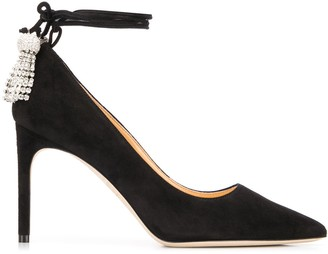 Giannico Giselle pointed pumps