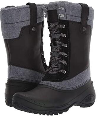 The North Face Shellista III Mid (TNF Black/Zinc Grey) Women's Shoes