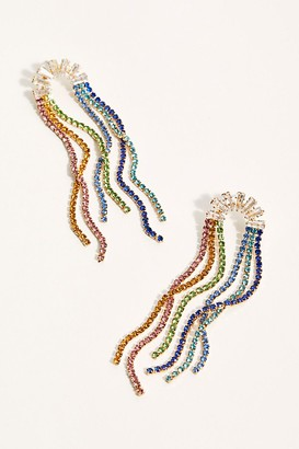 Free People Shes A Rainbow Earrings