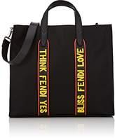 Fendi Men's Shopper Tote Bag