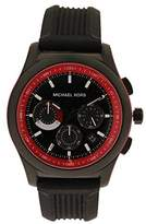Michael Kors Men's Outrigger MK8376 Rubber Quartz Watch