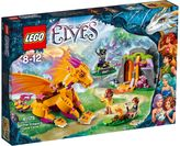 Lego Elves Fire Dragon`s Lava Cave 41175