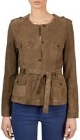 Gerard Darel Via Leather Jacket
