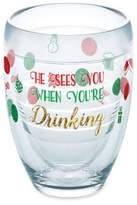 "Tervis He Sees You When You're Drinking"" 9 oz. Wrap Tumbler"