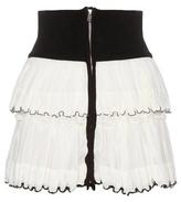 Isabel Marant Roscoe Cotton Miniskirt