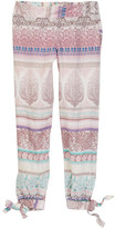 O'Neill Frankie Print Pant (Little Girls & Big Girls)