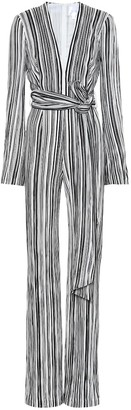 Galvan Taja pleated jumpsuit