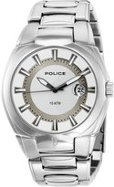 Police Men's PL-12550JS/61M Devote -Tone Dial Watch