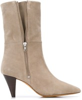 IRO pointed toe boots