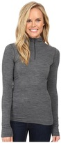 The North Face Long Sleeve Go Seamless Wool 1/4 Zip Women's Long Sleeve Pullover