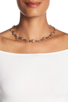 Jenny Packham Pave Crystal Star Collar Necklace