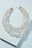 Anthropologie Lumi Layered Necklace