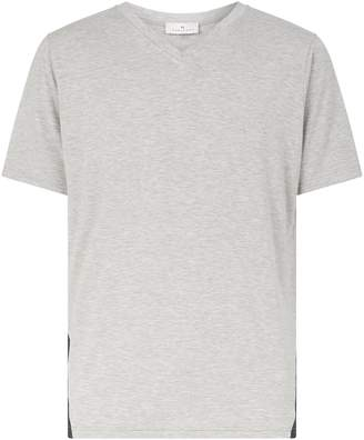 Homebody Contrast Panel Lounge T-Shirt