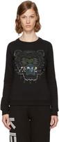Kenzo Black & Green Tiger Sweatshirt