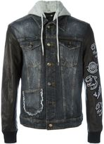Philipp Plein 'Rock' denim jacket