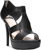 Fergalicious Emilee Platform Dress Sandals