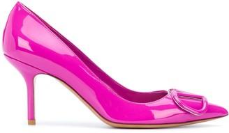 Valentino VLOGO pointed-toe pumps