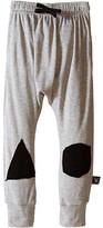 Nununu Patch Baggy Pants (Infant/Toddler/Little Kids)