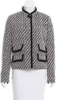 Giambattista Valli Sequined Tweed Jacket