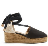 Castaner Campina canvas wedge espadrilles