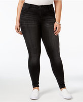 Celebrity Pink Body Sculpt by Trendy Plus Size The Lifter Skinny Jeans