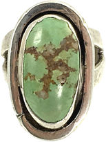 One Kings Lane Vintage Green Turquoise Navajo-Style Ring