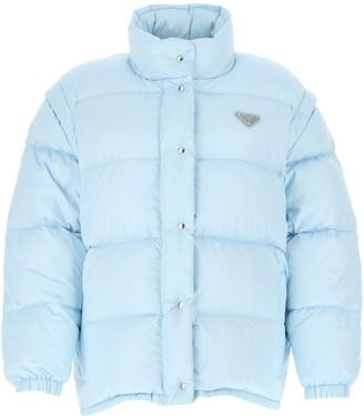 Prada Puffer Down Jacket