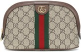 Thumbnail for your product : Gucci Ophidia Medium GG Supreme cosmetics case