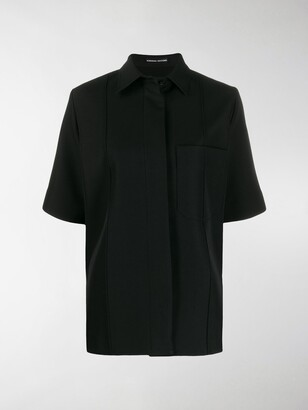Kwaidan Editions Oversized Longline Shirt