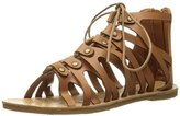 Kenneth Cole Reaction Groovy Glad Gilly Laced Gladiator Sandal (Little Kid/Big Kid)