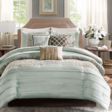 JCPenney Madison Park Cotswald Pleated 7-pc. Comforter Set