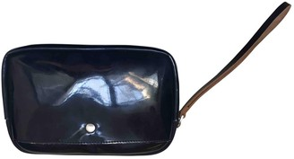 Marni Blue Patent leather Clutch bags
