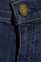 Current/Elliott The Low Bell mid-rise flared jeans