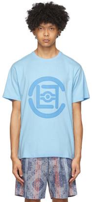 Clot Blue Fifth Elemental Logo T-Shirt