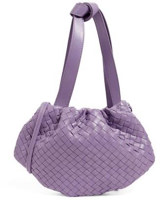 Bottega Veneta The Intrecciato Bulb Top-Handle Bag