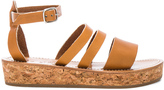 K. Jacques Leather Clairval Sandals