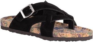 Muk Luks Women's Slip-On Sandals - Shayna