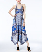 INC International Concepts Strappy-Back Maxi Dress, Created for Macy's