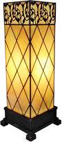AMORA Amora Lighting AM112TL06 Tiffany Style Table Lamp17 In High