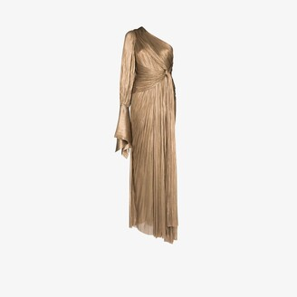 Maria Lucia Hohan Eden One Shoulder Gown - Women's - Fabric