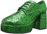 Funtasma Men's Jazz Glitter Slip-On Loafer