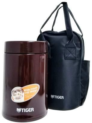 Tiger Vacuum Insulated Stainless Steel Food Jar