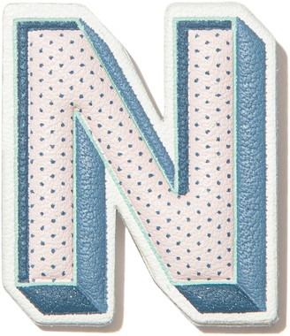 FitFlop Alphabet Leather Stickers (N) 2-Pack