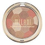 Milani Illuminating Face Powder, Amber Nectar 01 0.35 oz